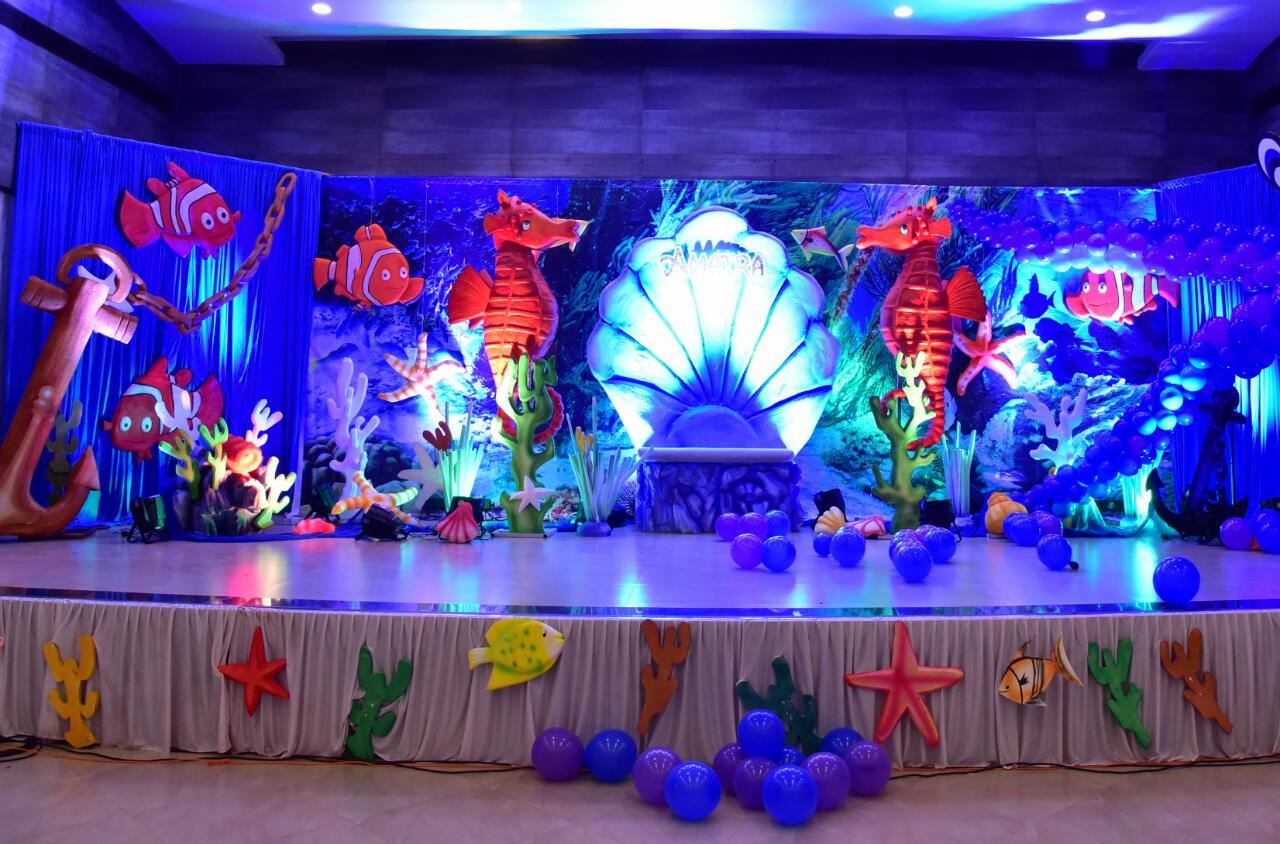 Theme Parties in Goa