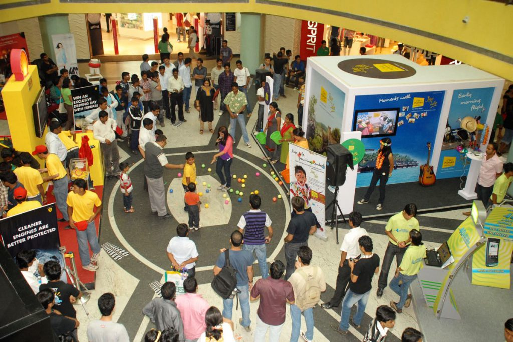 Mall events