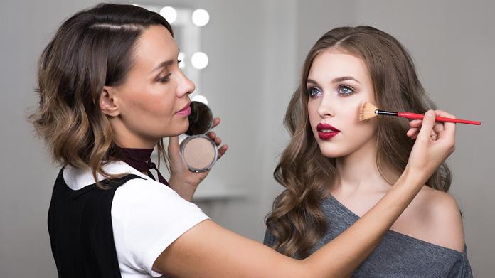 Make Up Artist On Hire Rajashree
